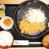 とんかつ 花むら - 料理写真:ロースカツ定食(¥925+税)