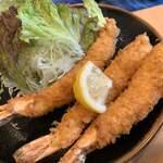 120381443 - 海老フライ定食  1150円(税込)