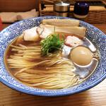 麺処 いし川 - 特製醤油
