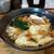 麺ごころ佑庵 - 椎茸と海老のわんたん麵~☆