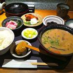 魚魯魚魯 - 【温か粕汁と鰤尽くし御膳…1,200円】♫2012/2