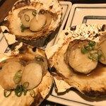 炉ばた焼 妻籠 - ホタテも美味しい〜