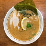 つけ麺屋 焚節 - チャーシュー麺