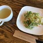フェロー - 料理写真:サラダ