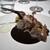 ラチュレ - 料理写真:ベキャスのロースト サルミソース 根セロリのピュレ フォアグラのペースト