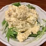 ちょい虎 - 「ポテトサラダ」350円也。