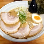 いっぽし - 料理写真:チャーシュー麺♪