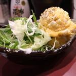 高蔵寺ダイニング おばんどり - 「毎日手作りポテトサラダ」、ほぼ玉子サラダ