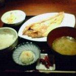 Chanko Dining 若 - ランチ ホッケ定食