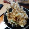 藤よし - 料理写真:大海老天丼