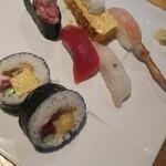 松寿し - 盛り合わせ寿司