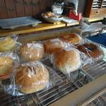 ひとつぶ堂 - 料理写真:買ったパン
