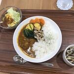ヤックスカフェ - 料理写真: