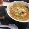 安達太良サービスエリア(上り線) レストラン・スナックコーナー - 料理写真:味噌ラーメン(740円)