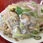 燕京 - 料理写真:かたやきそば=650円 (パリパリ皿うどん)