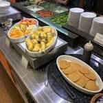 レストラン ラ・ベランダ - 朝食ビュッフェ1