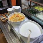 レストラン ラ・ベランダ - 朝食ビュッフェ3