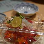 天ぷら 酒菜 醍醐 - メアカフグ