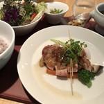 アーマ・テラス - 料理写真:旬感ランチ お肉編