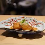 天ぷら 酒菜 醍醐 - かすべ