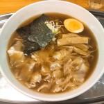 川越大勝軒 - 料理写真:ワンタン麺(小盛り)