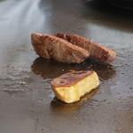 鉄板焼 なにわ - ステーキ&フォアグラ