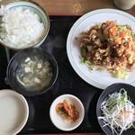 中国家庭料理 香福園 - 油淋鶏