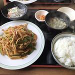 中国家庭料理 香福園 - 青椒肉絲