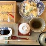 蔵Pura 和膳 風 - 返し寿司ランチ