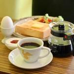 喫茶モーニング - スペシャルティコーヒー