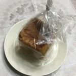 パンとエスプレッソと - 食パン