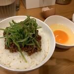 120424351 - 肉味噌TKGヾ(*´∀`*)ノ¥250円