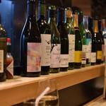 ワイン酒蔵 ビストロ魚バカ一代 -