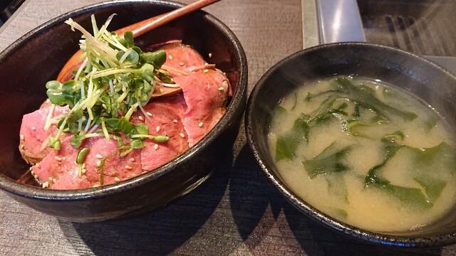 新東京焼肉 遊心 宴 日本橋蛎殻町店の料理の写真