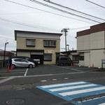 みなと食堂 - 駐車場