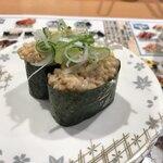 回転寿司 花いちもんめ - ねぎ納豆