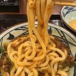丸亀製麺 - 麺リフト(2019.11.7)