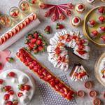 ラウンジ&バー 「ザ・ロビーラウンジ」 - いちごだらけのデザートビュッフェ~Very Berry Strawberries~