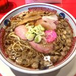 120442637 - ラーメン(醤油)830円