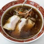 四川ラーメン - ニンニクラーメン