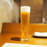 ノースコンチネント - 生ビール