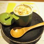 ノースコンチネント - 小さなオニオングラタンスープ