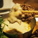 ノースコンチネント - 上富良野ポーク 色々チーズ