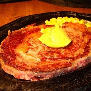 ヘルシーな赤身を使用しているから、思いっきりお肉が味わえる!