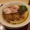 麦と麺助 - 料理写真:中華そば(880円、斜め上から)