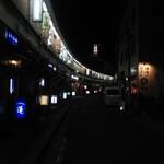 120455389 - 暗くてみえませんが 北九州 折尾や 小倉 旦過市場に似てる