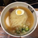 ぴょんぴょん舎 - 盛岡冷麺 大盛 別辛 1,155円