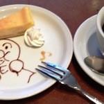 カスピタ - ランチセットのデザート・コーヒー