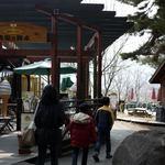 八ヶ岳ラーメン 麺八 - 八ヶ岳リゾートアウトレットの食堂街