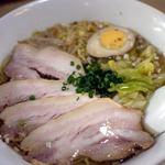 八ヶ岳ラーメン 麺八 - 空チャーシュー麺 ¥1,030-